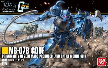 MS-07B Gouf (Revive Ver.)