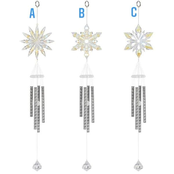 Snowflake Chime / Windchime / Wind Chime