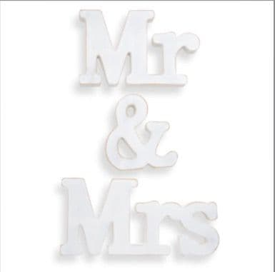 Whitewash Mr & Mrs