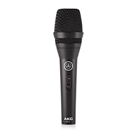 AKG P5 S Dynamic Vocal Microphone with On/Off Switch