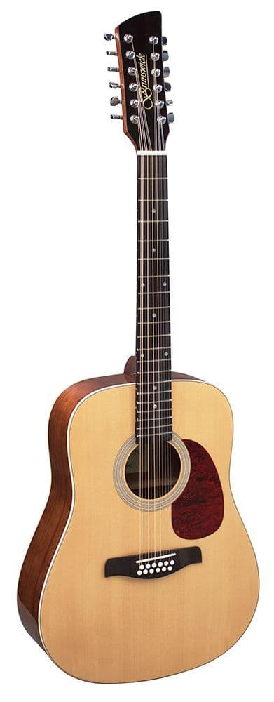 Brunswick BD20012 12-String Acoustic Guitar