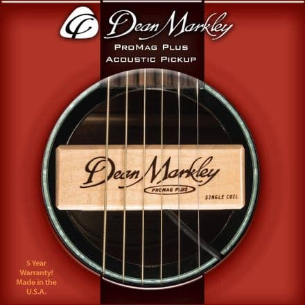 Dean Markley ProMag Plus Acoustic Guitar Pickup