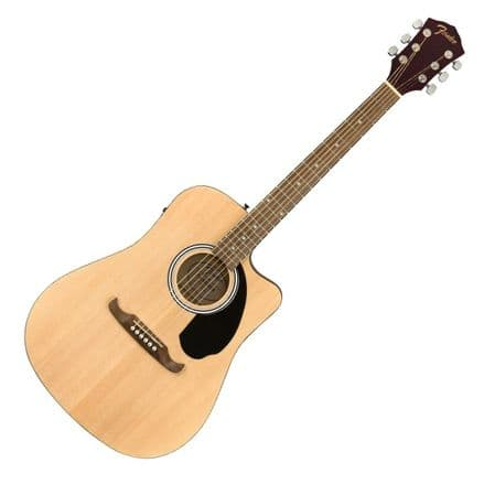 Fender FA-125CE  Electro Acoustic Natural