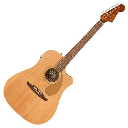 Fender Redondo Player Electro Acoustic  Natural