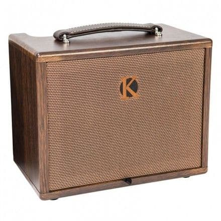 Kinsman KAA45 45w Acoustic Amp - Mains & Battery Powered