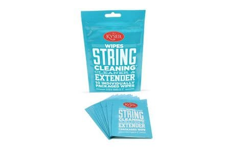 Kyser KDS100W String Cleaning Wipes