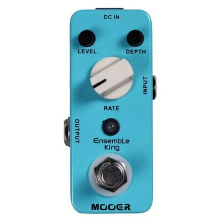 Mooer MCH1 Ensemble King Analog Chorus Pedal