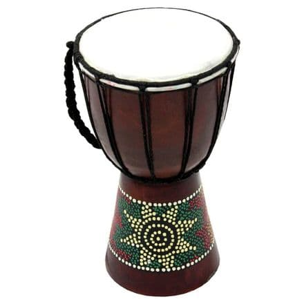 "Percussion Workshop 5"" Head Djembe Drum"