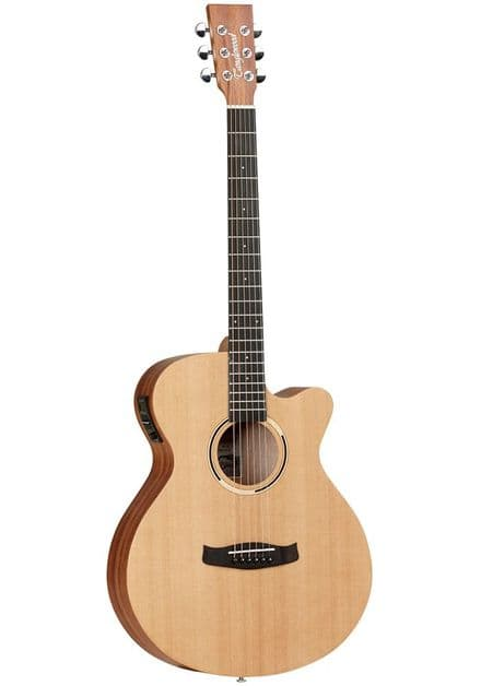 Tanglewood Roadster II Electro Acoustic Natural Satin
