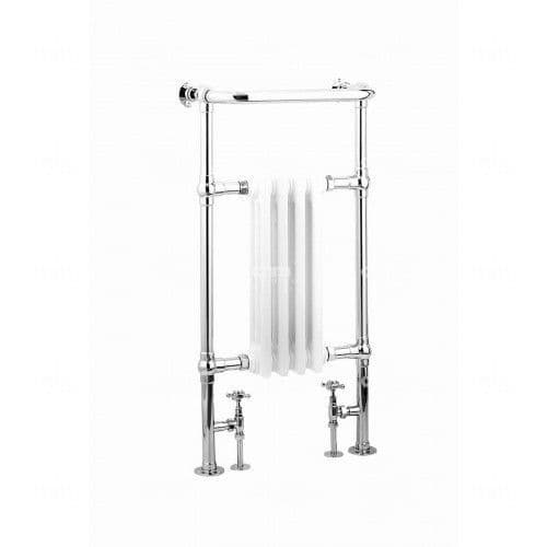 ALICIA 960 X 495 CHROME TRADITIONAL  RADIATOR