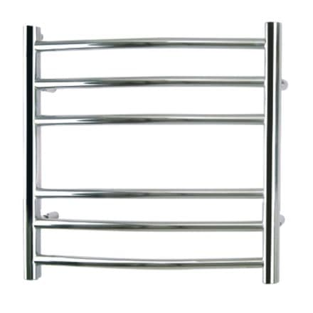 EOS CURVED STAINLESS STEEL TOWEL RAIL