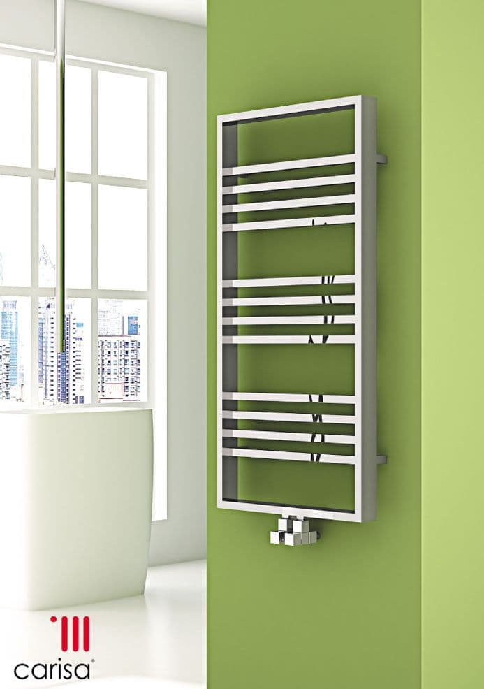 FRAME TOWEL RAIL BY CARISA