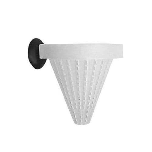 Aquamania Worm Feeder Cone with Suction Cup
