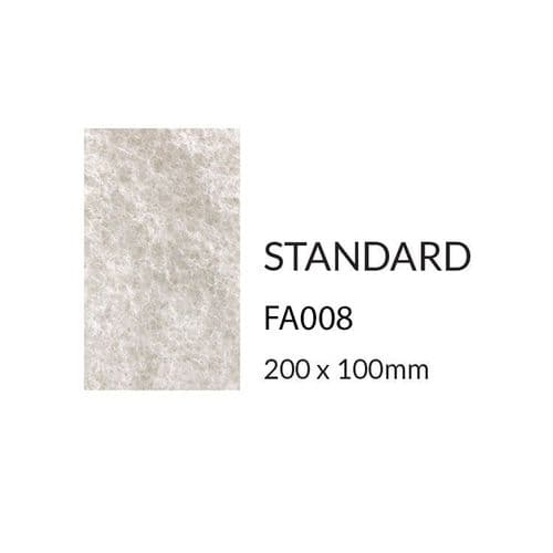 Arcadia Water Purifier Poly Filter - Standard 200 x 100mm