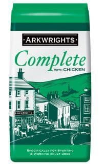 Arkwrights Comp Dog Food 15kg