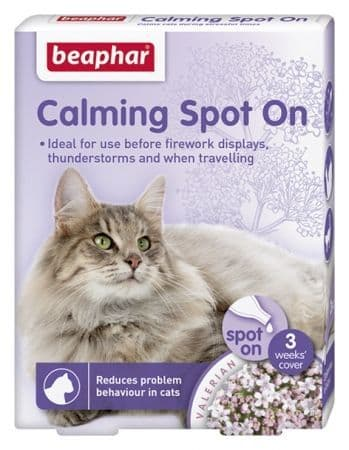 Calming Spot On For Cats