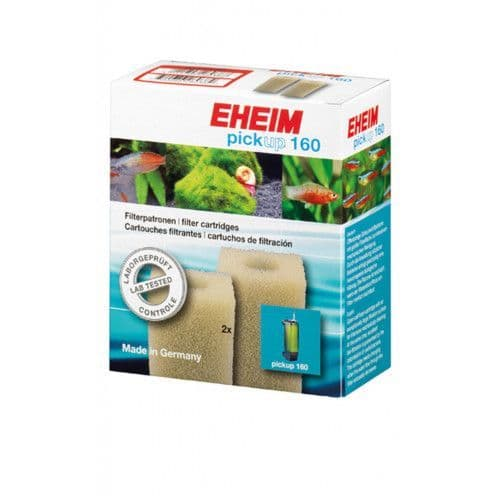 Eheim Cartridges for Pick Up Filter (Range)