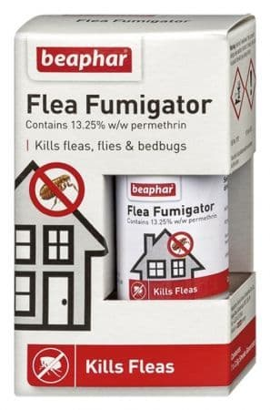 Flea & Bed Bug Fumigator