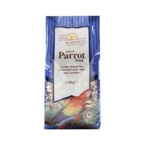 Harrisons Select Parrot Food