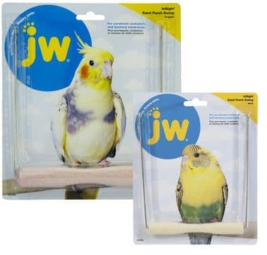 JW Sand Perch Swing - Check Size and Colour