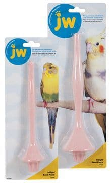 JW Sand Perches - Check Colours and Sizes