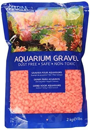 Marina Orange Gravel 2kg