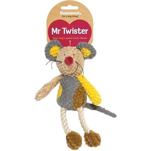 Mr Twister Molly Mouse