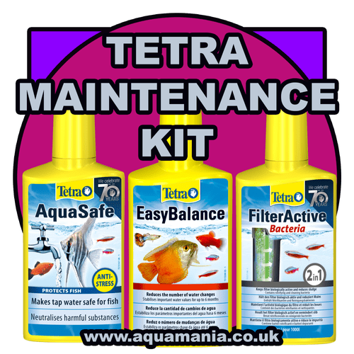 Tetra Mixed Maintenance Deal (AquaSafe, FilterActive, Easy Balance)
