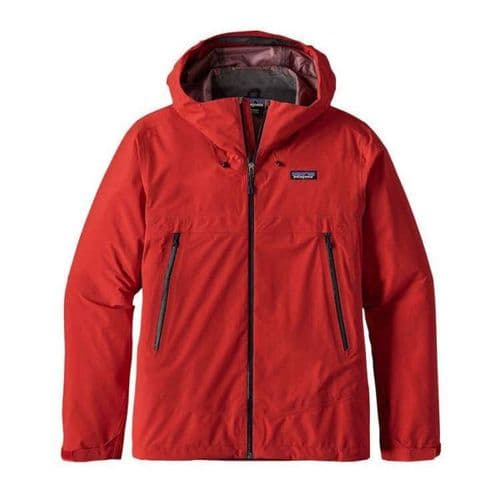 Patagonia Men's Cloud Ridge Jacket (Fire Red)