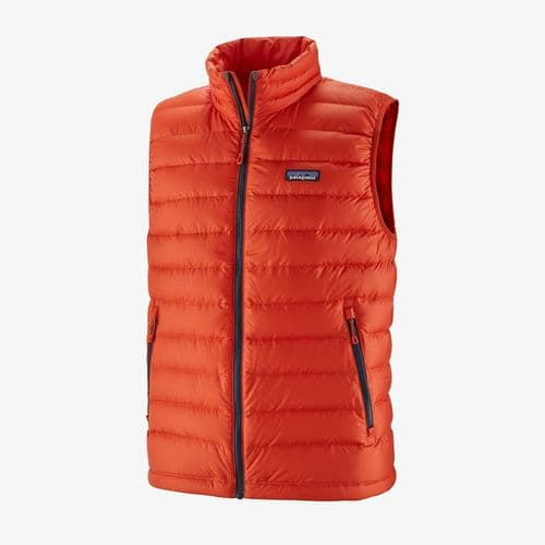 Patagonia Men's Down Sweater Vest HTE