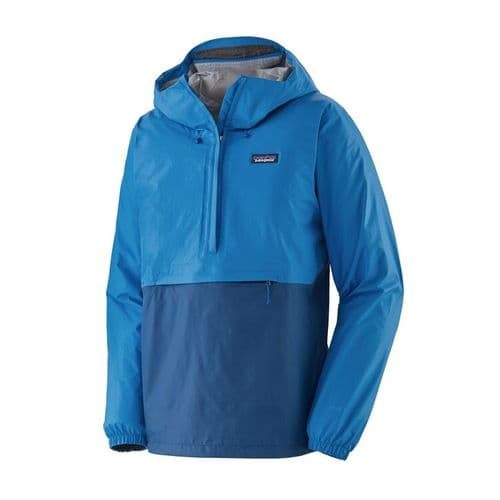 Patagonia Men's Torrentshell 3L Pull Over Jacket