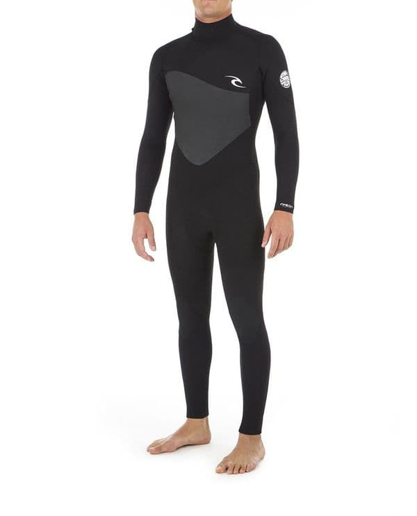 Rip Curl Omega 5/3 mm Back  Zip Wetsuit