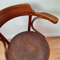 Bentwood Captain's Chair by Fishcel