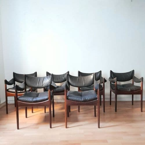 Kristian Vedel  1960's Dining Chair