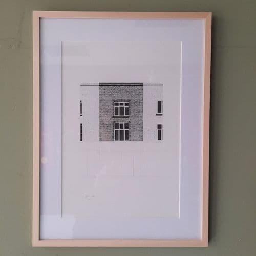 Original Artwork, London Architecture 'Camden'