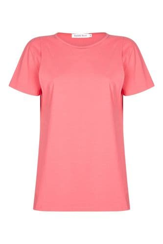 Coral Breastfeeding T-Shirt