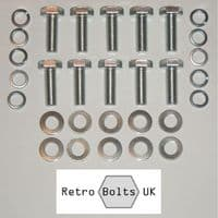 Roll Cage Bolts - MK1 ESCORT