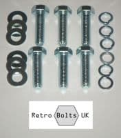 Ford Pinto Inlet Manifold Bolt Set