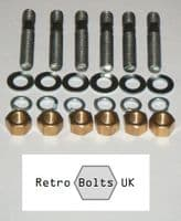 Ford Pinto Inlet Manifold Studs