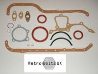 Ford Pinto SOHC Bottom End Gasket Set 2.0 1.6