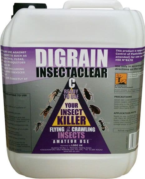Insectaclear C Ant Killer 5L