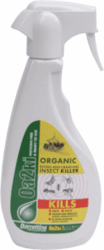 Oa2ki Organic Cluster Fly Killer Trigger Spray 500ml