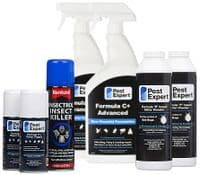 Pest Expert Bed Bug Treatment Kit for 2 Bedrooms