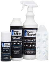 Pest Expert Carpet Moth Killer Kit for 1 Room