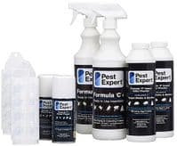 Pest Expert Carpet Moth Killer Kit for 2 Rooms