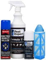 Pest Expert Food Moth Killer Kit for Small Kitchen