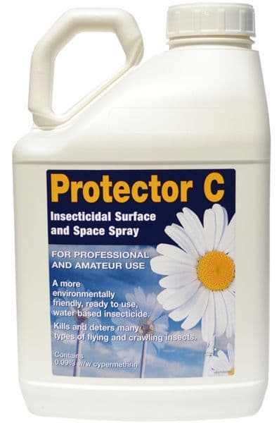 Protector C Woodlice Killer Insecticide 5Litre