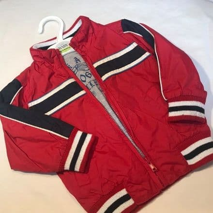 12-18 Month Red Jacket