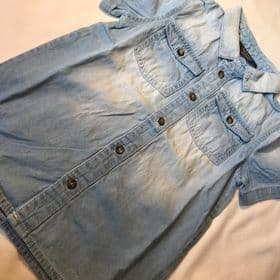 2-3 Year Denim Shirt