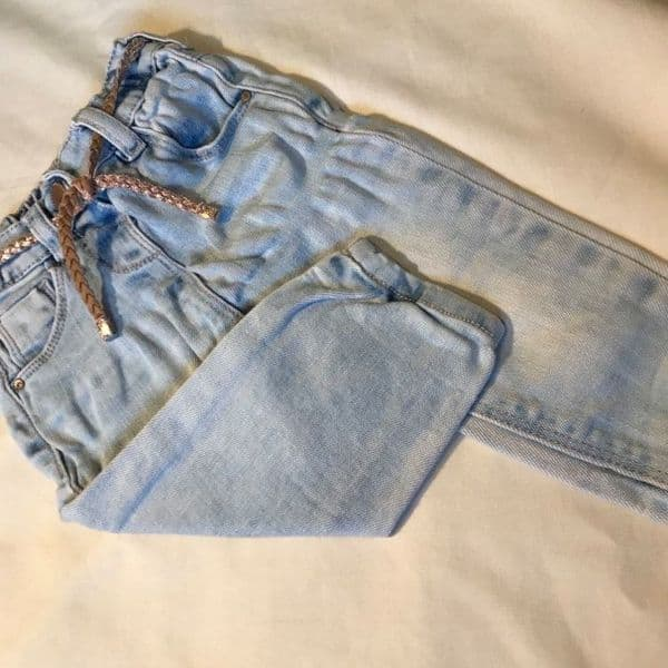 3-6 Month Jeans and Top Bundle